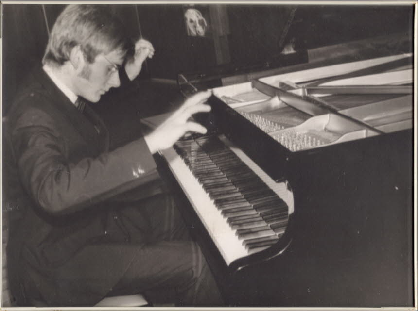 Wolfgang Weller in concert 1972